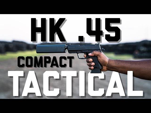 heckler & koch hk45 tactical compact | first mag review