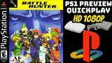 battle hunter (ps1) gameplay walkthrough preview quickplay no commentary hd 1080p