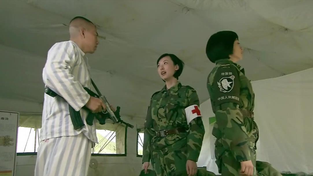 我是特种兵: 小庄竟忘了女友面前, 这下解释都难, 却被反咬了一口