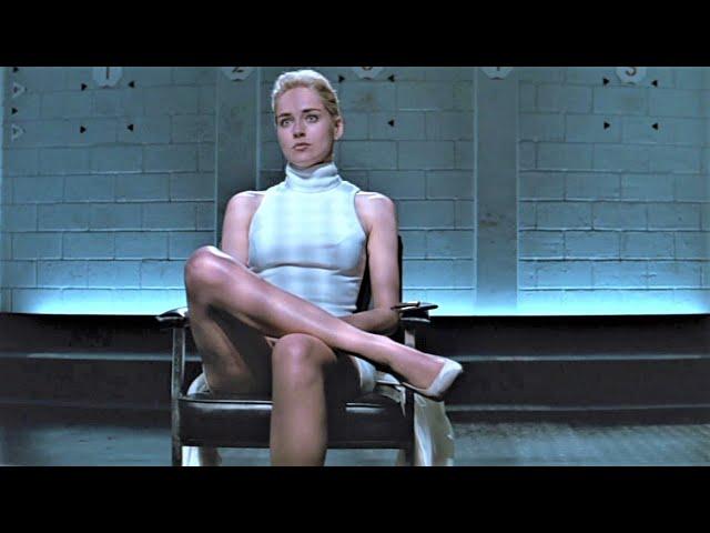 長得漂亮真的可以為所欲為!這個女人壹擡腿,全世界都忍不住!《本能2》