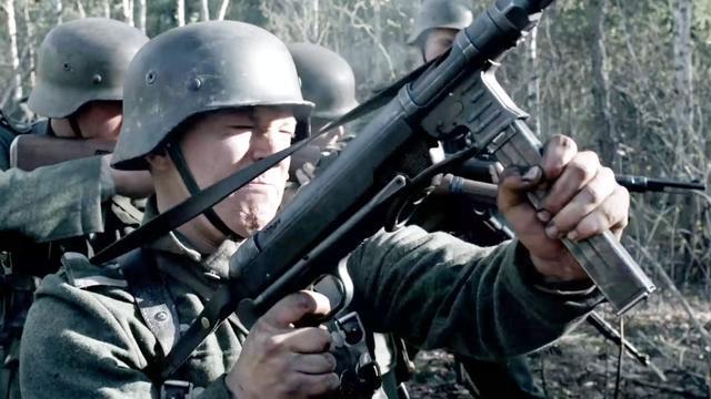 德国经典战争大片, 豆瓣评分9.6, 近乎实战的战斗场面震撼至极