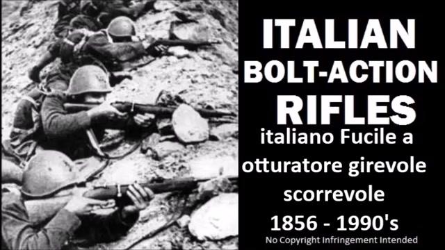 意大利轻武器发展史-1856至今