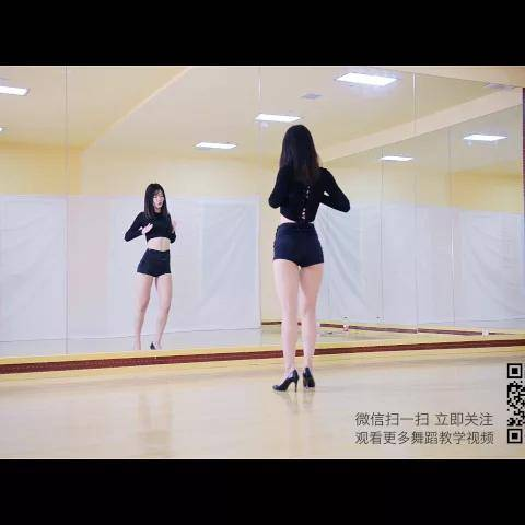 【aoa】 mini skirt 镜面教学 part