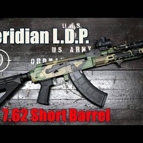meridian defense ldp: performance u.s. made kalash (7.62x39 + 11.5  barrel