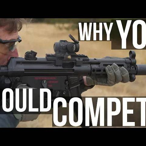 why you should compete with your firearms