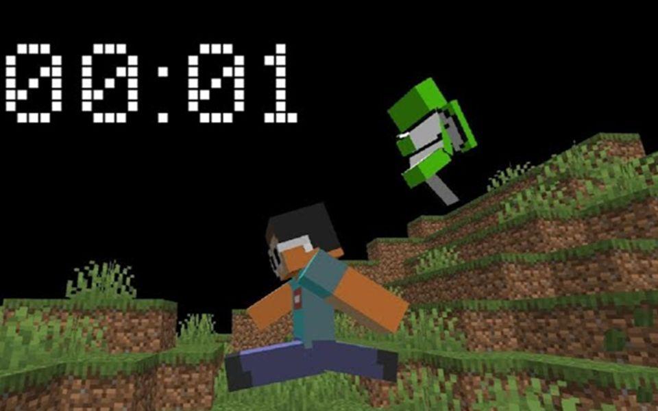 【Dream猎人游戏熟肉】我的世界 无限猎人 Minecraft Ultimate Tag...