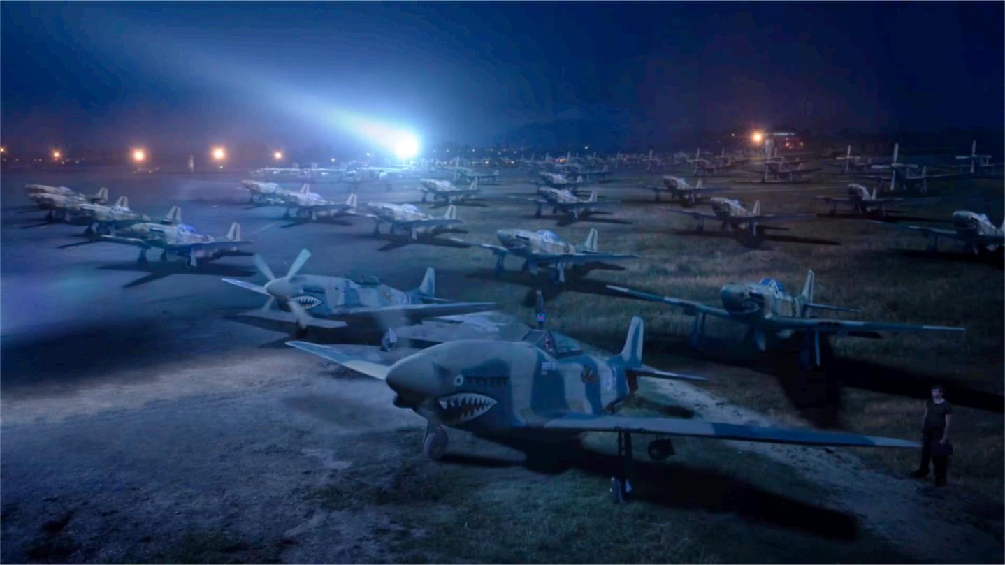 最后一战: 飞机全军出击, 直接轰炸日本国土, 鬼子将军死伤无数
