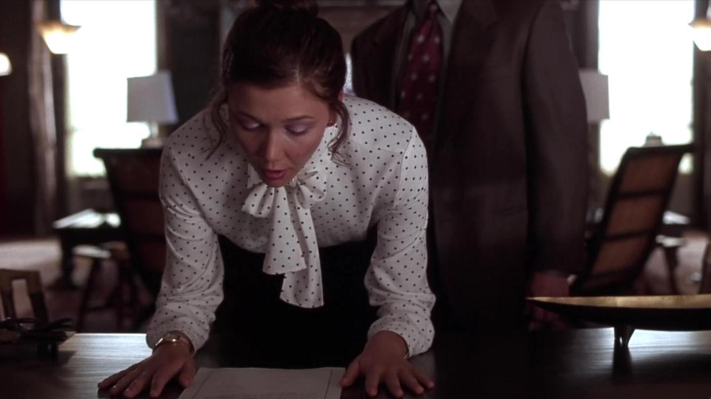 女秘书刚入职, 就被老板打屁股, 没想到慢慢上了瘾! 一部爱情电影