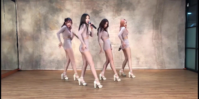 短裙 - Pocket Girls翻跳AOA舞曲
