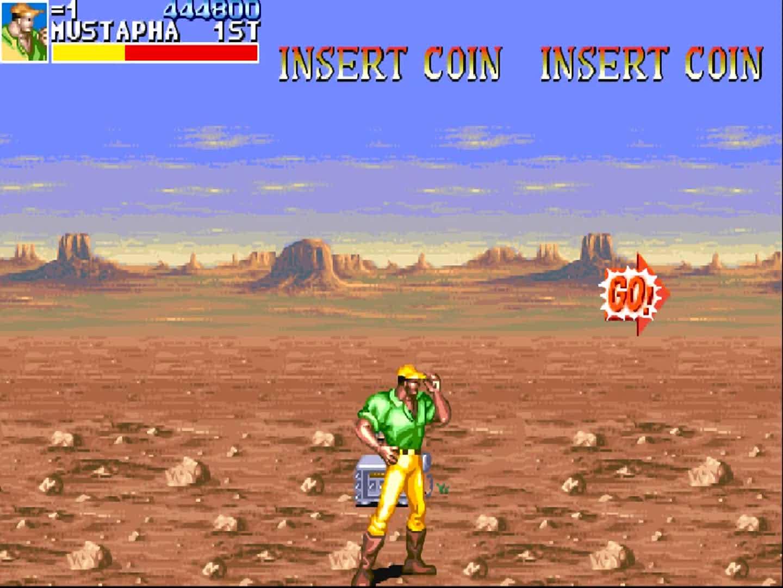 街机游戏《恐龙快打》隐藏了二十多年的秘密, 无敌是多么的寂寞