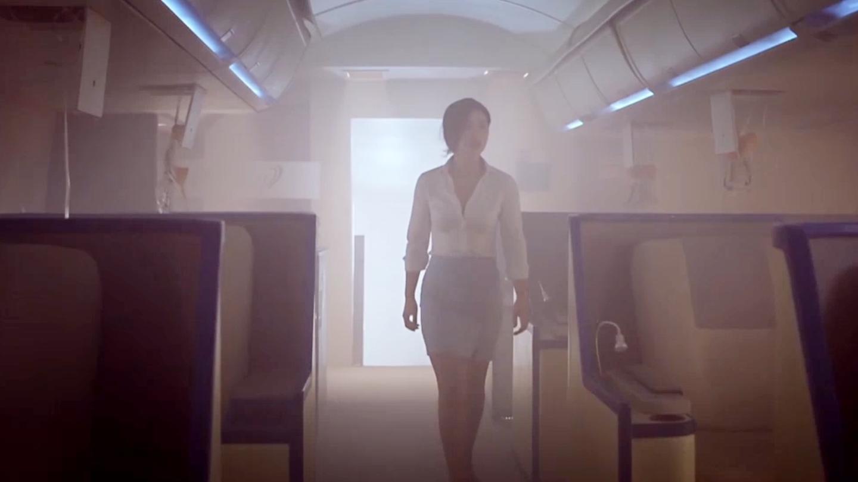 《绝命航班》精彩的片段