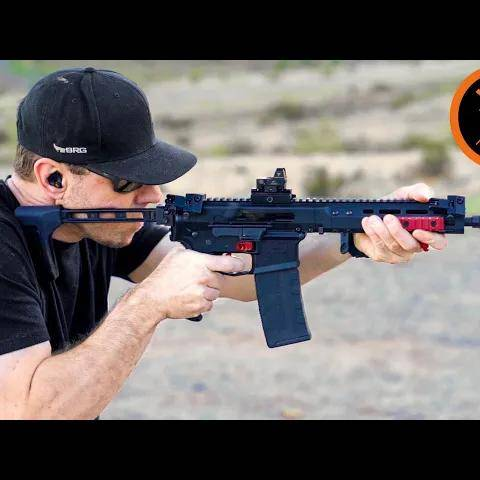 shooting the ultimate ar pistol...what you need to know