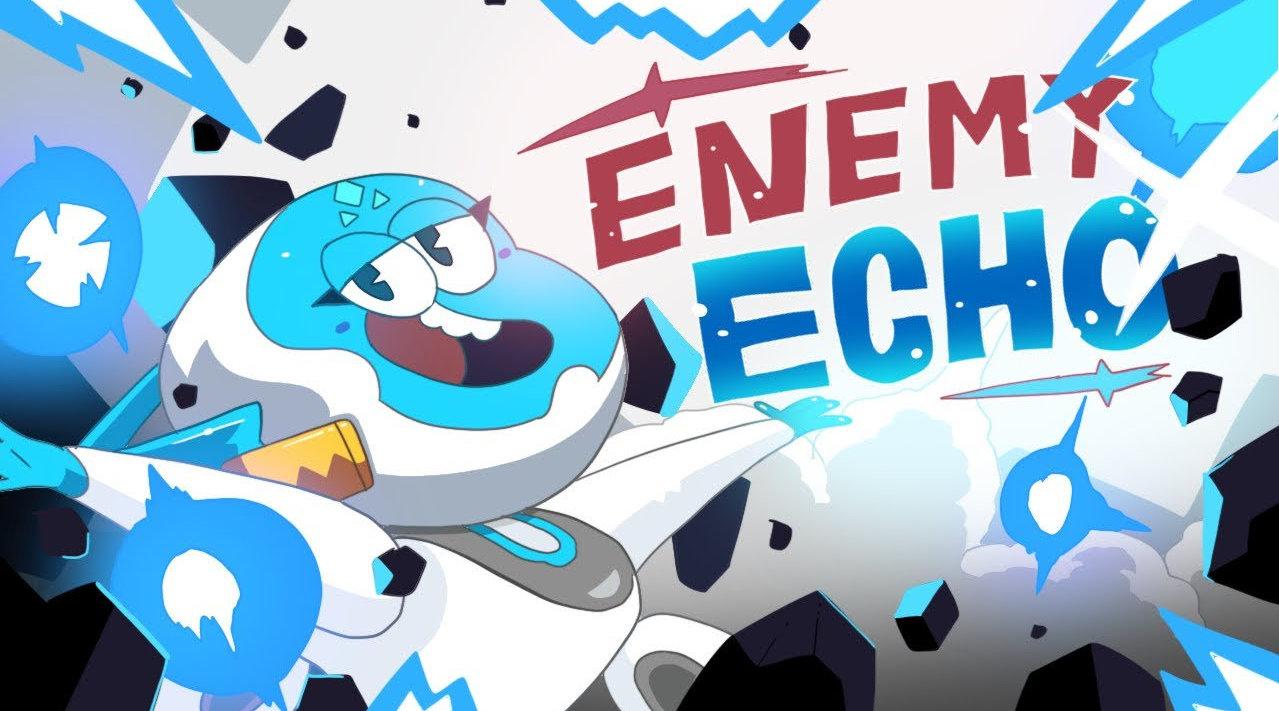 《守望先锋》沙雕同人动画——敌方回声