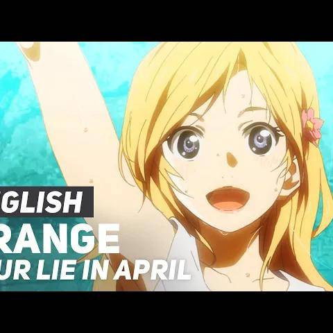 your lie in april -  orange  | english ver | amalee (feat. theishter