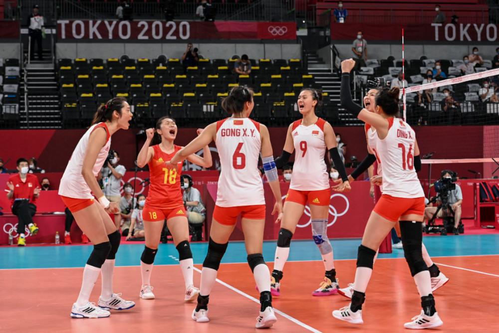 【全程回放】女排小组赛 中国女排三连败 出线渺茫