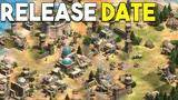release date!- age of empires ii definitive edition