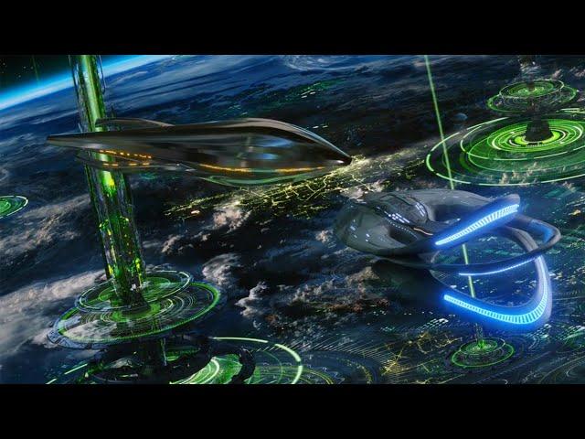 神秘星球11天等于地球700年,33天从青铜时代发展为量子文明!
