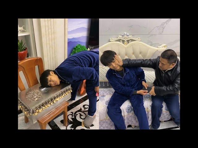 疯狂小杨哥爆笑日常 最新盡量不要笑!#3 这是一个不到最后不知道结果的视频,他已经到达了绝望的顶峰
