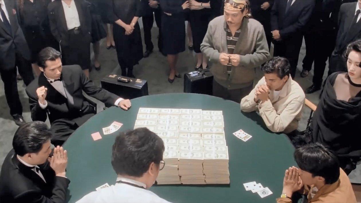 赌侠: 这才是真正的赌片, 赌神、赌侠、赌圣, 赌术过招, 巅峰对决