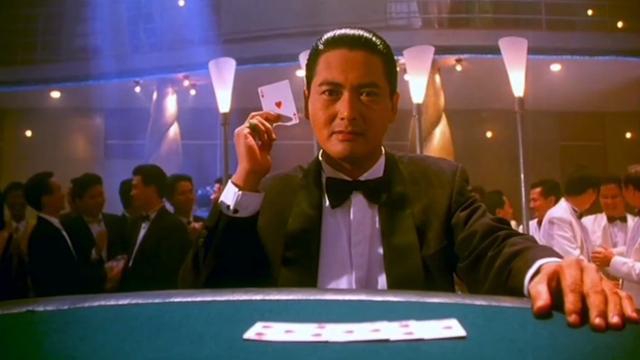 赌神2: 仇笑痴以为这赌局赢定了, 没想到这是赌神设计好的圈套