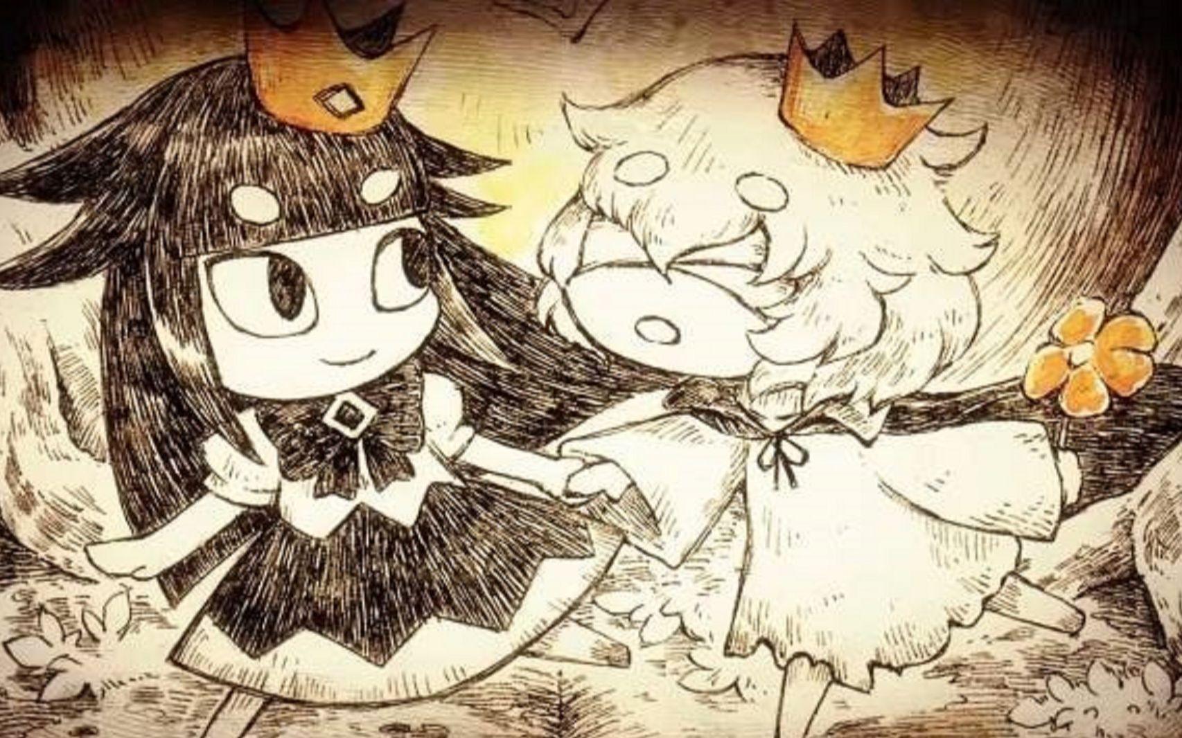 YAYA剧场【说谎公主和失明王子】一个十分凄美但又感人的爱情故事!