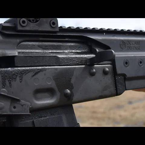 shoot the crap out of it: ods-1775 || 4200 rounds later