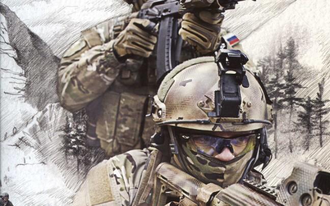 俄罗斯特种部队SSO小队宣传片-别挡我的道(Don t get in my way)