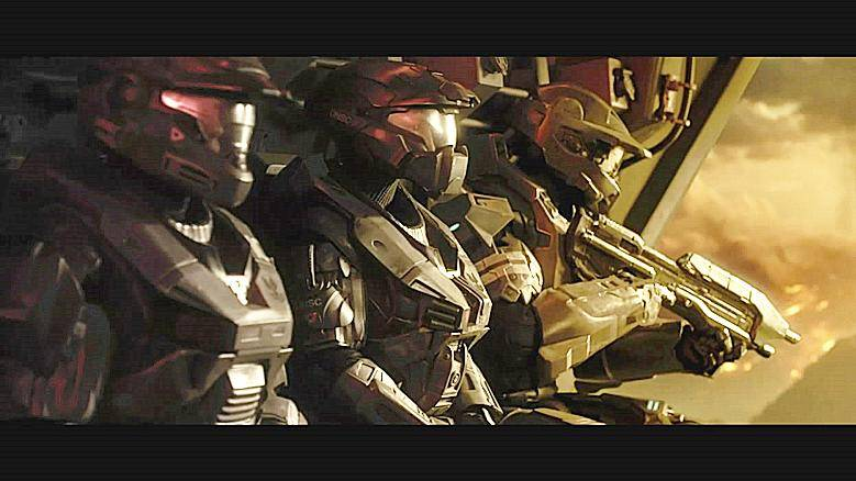 一部被遗忘的动作猛片! 看人族最强战士为掩护战友, 决战外星首领