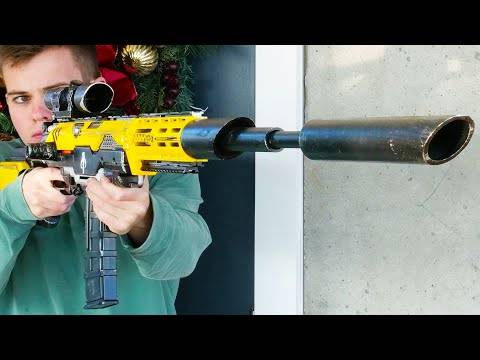 nerf guns: top 10 best nerf blasters