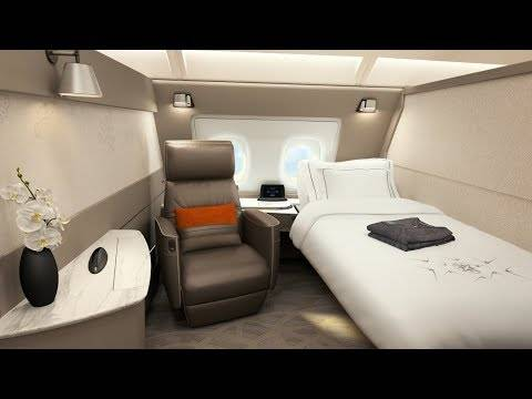singapore airlines a380 first class suite london to singapore (phenomenal!
