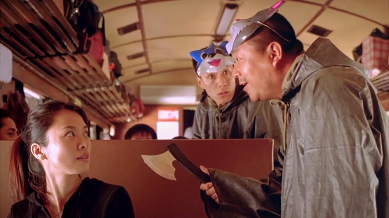 天下无贼: 范伟火车打劫这段, 简直看一遍笑一遍, 实在太经典了!