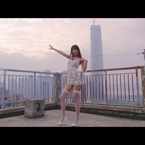 nemo - fancy  dance on my secret roof terrace (dance cover/踊ってみた/댄스 커버