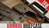 the rare covert krink briefcase (for the aks74u