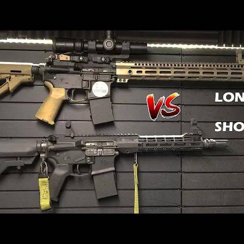 long barrel vs short barrel what s the difference?