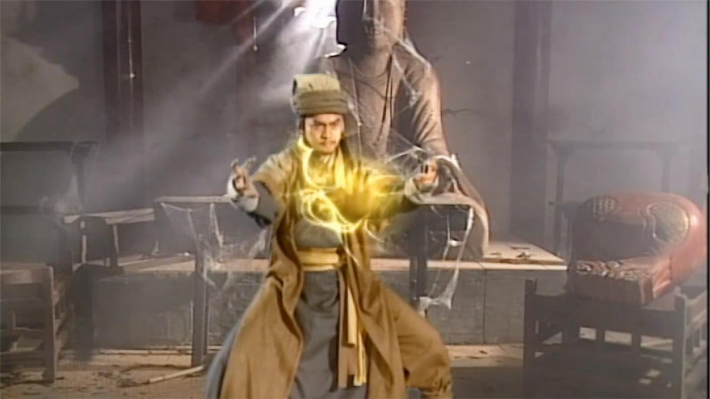 天龙八部: 南慕容北乔峰, 乔峰用降龙十八掌试探慕容复武功, 厉害