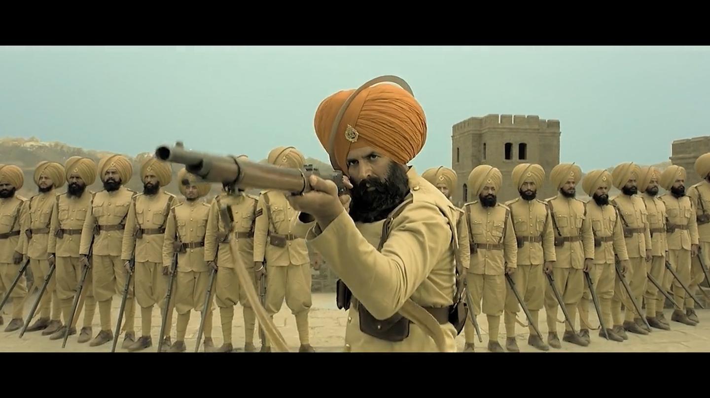 印度巨资战争大片! 21人对战10000人 打得对方没脾气 这才叫开挂