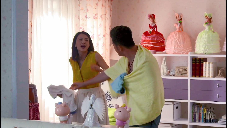 《咱们结婚吧》黄海波和高圆圆精彩对白, 据说连导演都憋不住笑