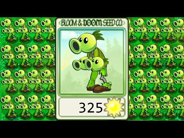 plants vs zombies mod zomplant vs mod zombotany 100% - pvz mod threepeater vs zombies