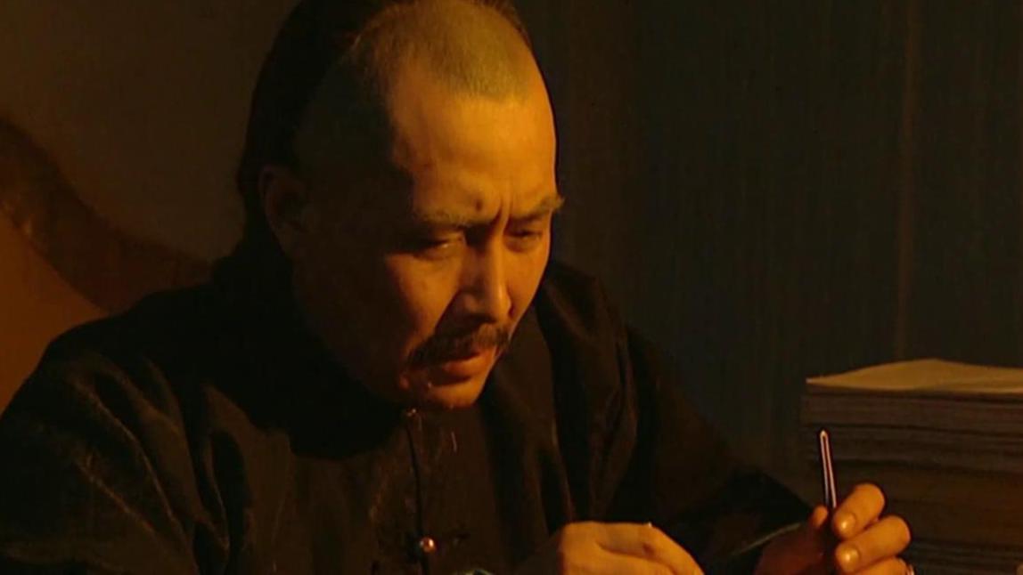 雍正王朝: 雍正心知大限已到, 与李卫谈心, 决定杀死弘时