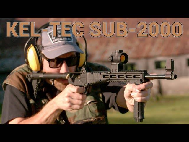 the kel-tec sub-2000 is a handy,reliable and affordable carbine