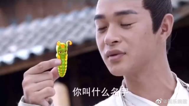 赵丽颖##花千骨#糖宝化成人形...