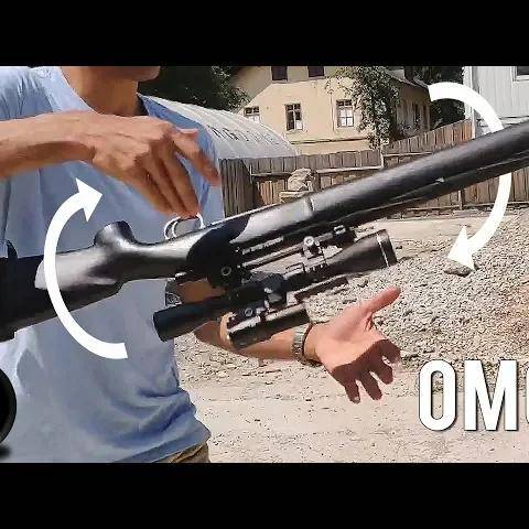 when pro airsoft players show off their skills... (trickshots
