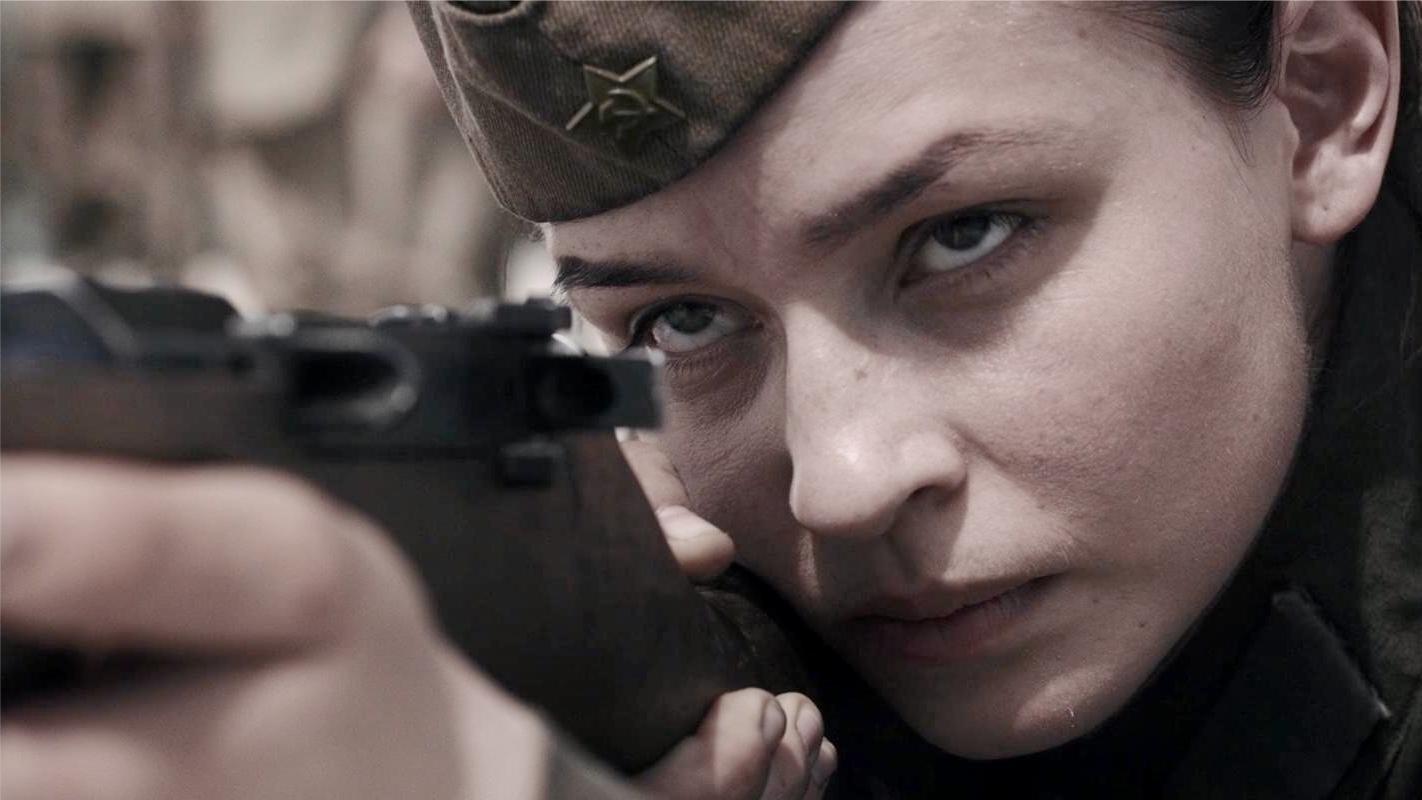 我心中最好的狙击电影之一, 苏联最传奇女狙击手, 一人狙杀309人