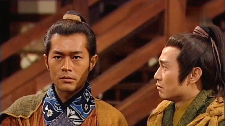 寻秦记: 项少龙: 我真名李小龙, 就问你怕不怕!