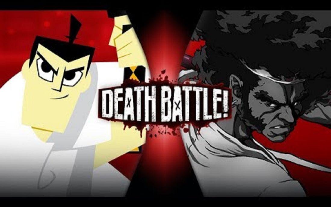 【个人汉化】武士杰克VS武士阿飞【生死决斗DEATH BATTLE】