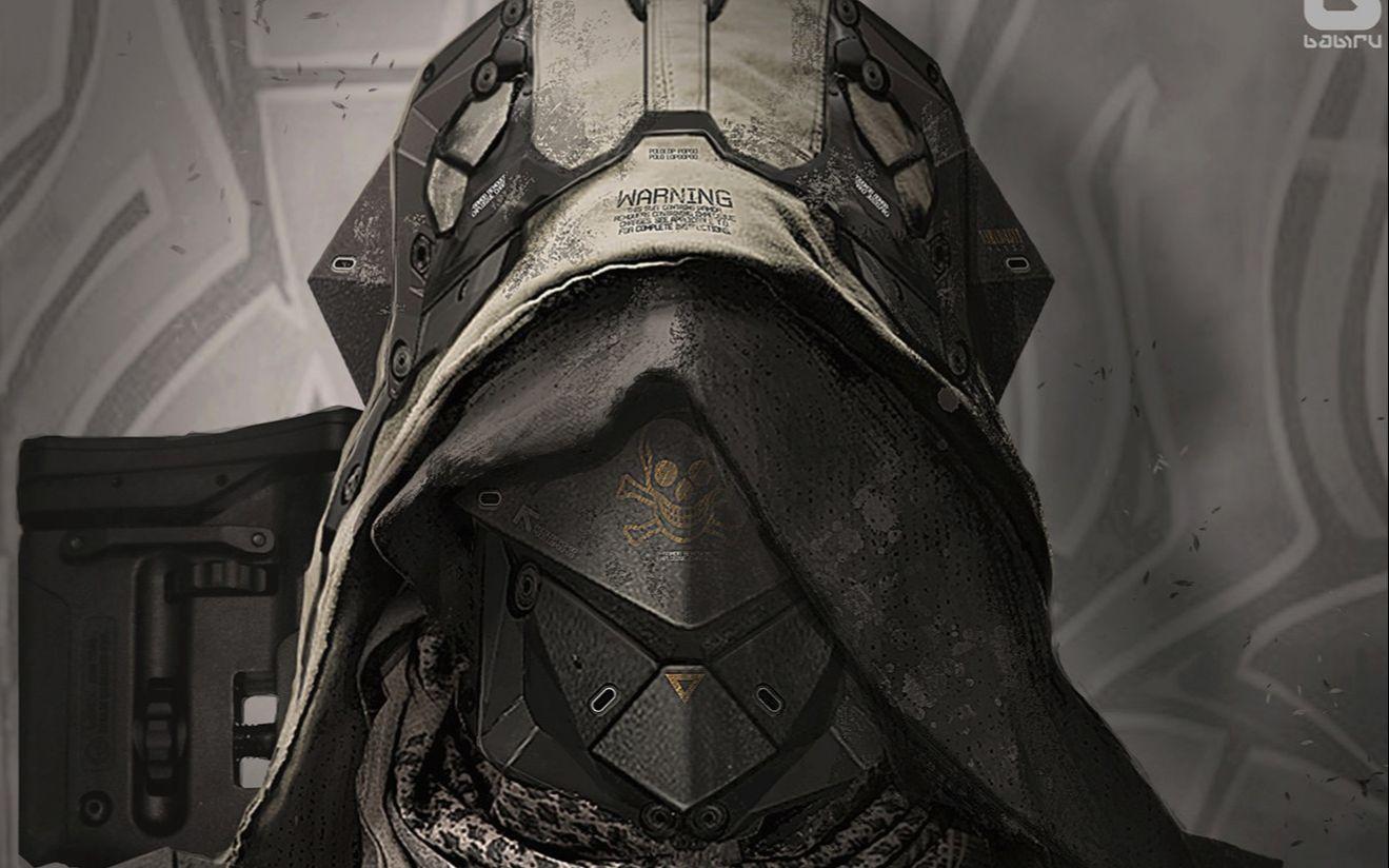 最好看的游戏CG和宣传视频: 刺客