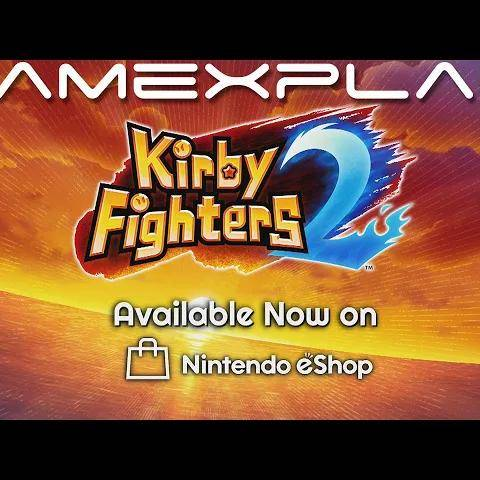 kirby fighters 2 - launch trailer (available now!