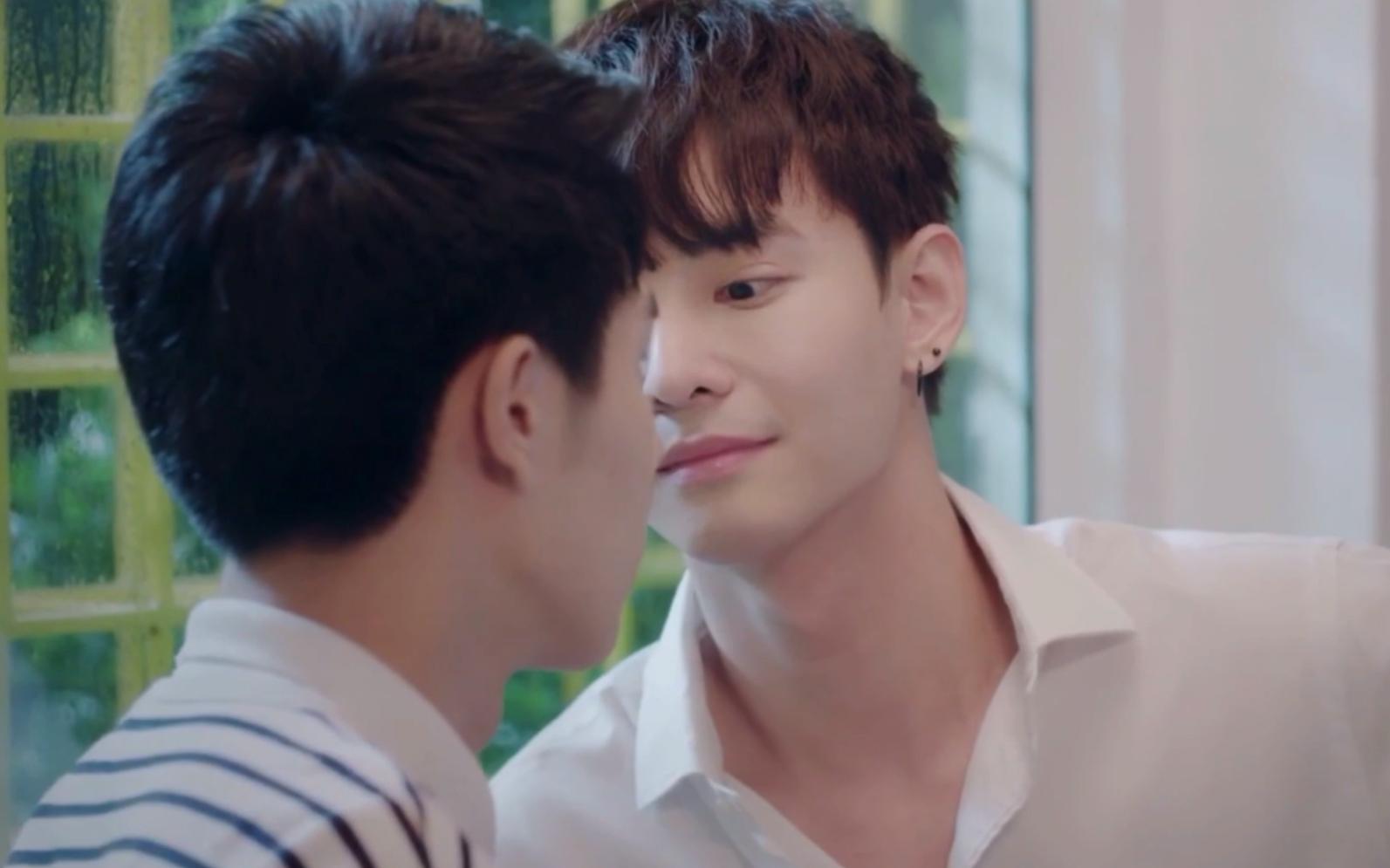 泰国新腐剧精剪: 「你是我的氧气已更新第一集, 颜值很高的一部剧」第一集就甜的要命, 两对cp甜死了!