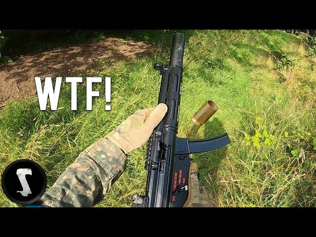 the most realistic airsoft submachine gun