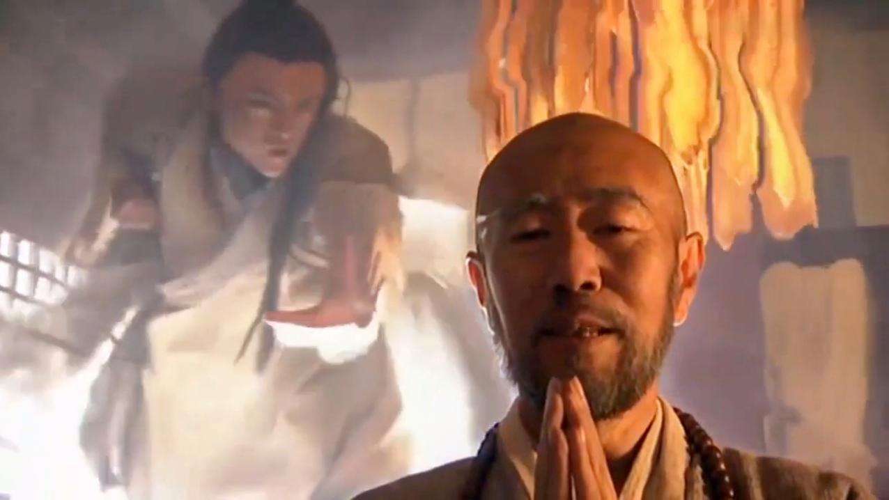 天龙: 少林和尚武功高强, 扫地僧一出手, 没人能接上三招